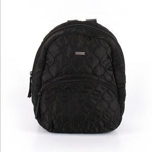 Mini black Hollister backpack